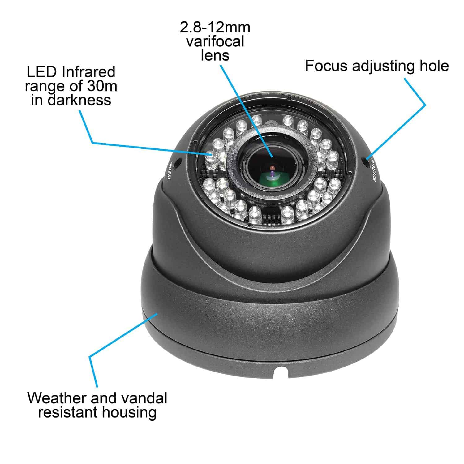 7 Rules For Best Security Camera Placements Home Or Office Q See Wiring Diagram Surveillance Reviewsnet