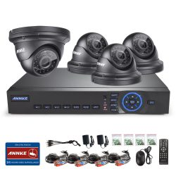 Sannce - Annke security camera system